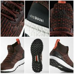 [I Run] ULTRABOOST ALL TERRAIN SHOESSHALE # S82035 SHALE # S82036 Priced at  $339 retail Sized from UK 7 to 12 ( Limited quantity )