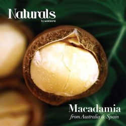 [Watsons Singapore] Treat your body to double the power of Macadamia.