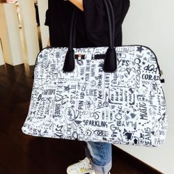 [Save My Bag] Love words principe 😍 perfect for the beach, the gym, staycations, on flight cabin bag and many many more!