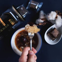 [Eu Yan Sang] Did you know that black sugar cubes promote metabolism and lower cholesterol?