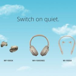 [Sony Singapore] Switch on industry-leading* noise cancellation and be surrounded by only music on your daily commute.