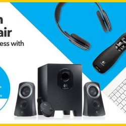 [Courts] Get the most bang for your buck with up to 61% OFF a wide range of Logitech products!
