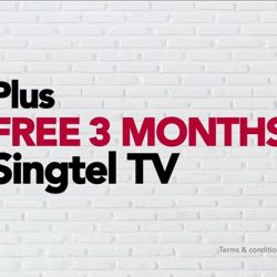 [Singtel] If you're looking for a great Fibre Broadband deal, look no further!