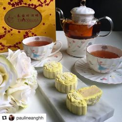 [Thai Village Restaurant] Our signature Snow Skin Mao Shan Wang Durian mooncakes are back!