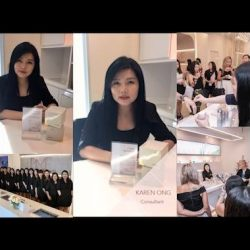 [Marie France Bodyline] With more than 25 years of experience under her belt, Karen Ong, our Senior Manager of BMF Bella Marie France