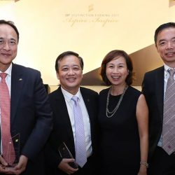 [UOB Bank] We are pleased to share that Lee Wai Fai, Group Chief Financial Officer, UOB and Frederick Chin, Head of Group