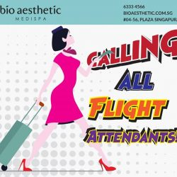 [Bio Aesthetic] Calling all Flight Attendants/Cabin Crew!