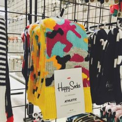 [Happy Socks] A big THANK YOU to everyone who came down to support our booth @ Suntec Event over the weekends!