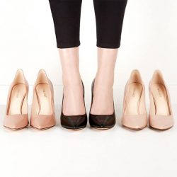 [Nine West Singapore] Monday morning decisions, nude or black?