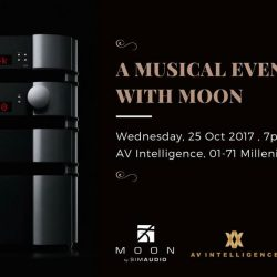 [AV Intelligence] Immerse yourself in the emotional impact of music with MOON by Simaudio.