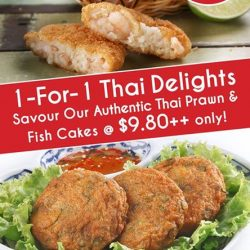 [SOM TAM] 1-For-1 Thai Delights is coming your way!