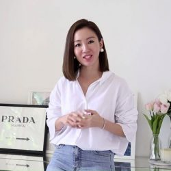 [Clarins] With just 1 night of using NEW Double Serum, Jeneen Goh (@xoxojeneen) feels that her skin was visibly brighter and