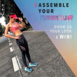 [Under Armour Singapore] AssembleYourArmour with us: Stand a chance to join Gretchen Ho and Meggie Ochoa for a 3D2N Women's Fitness Retreat (