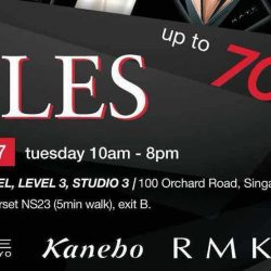 Kanebo: Off Season Sale with Up to 70% OFF Kanebo, KATE Tokyo & RMK Beauty Products
