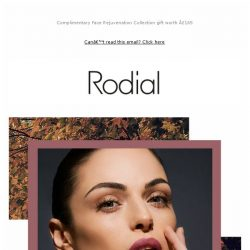 [RODIAL] Beauty To Fall For... 🍂