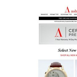 [Ashford] Certified Pre-Owned Watches That Are Second to None