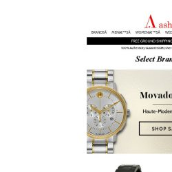 [Ashford] Only One Week Left To Save on 3 Swiss Brands