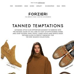 [Forzieri] Style File: The Shades of Fall