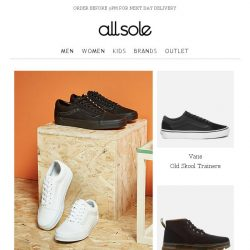 [Allsole] What's Trending Right Now...