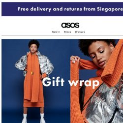 [ASOS] Wrap up in new winter essentials