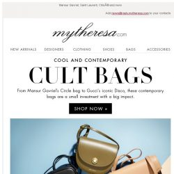 [mytheresa] Coveted bags that won't break the bank...