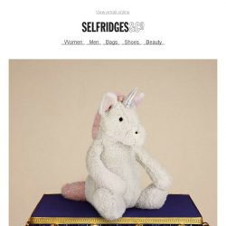 [Selfridges & Co] The toys kids really want for Christmas
