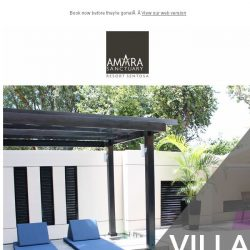 [Hotels.com] Year-End Villa Sale Now On!