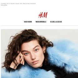 [H&M] There's a new trend in town