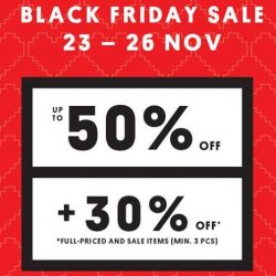 wt+: Black Friday Sale at Topshop, Topman, Dorothy Perkins, Warehouse & More with Up to 50% OFF Selected Items + Additional 30% OFF!