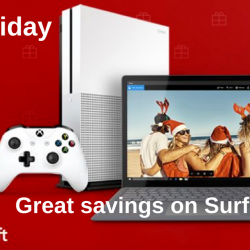 Black Friday Special: Microsoft Store's Black Friday Sale is BIGGER than even Double 11!