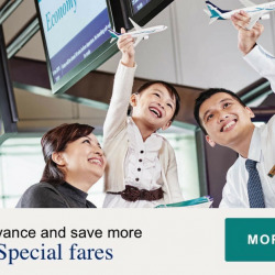 SilkAir: Early Bird Fares to 40 Destinations from $136