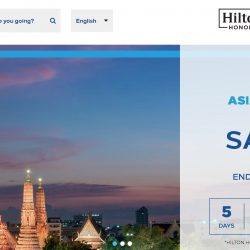 Hilton Hotels: Flash Sale on Southeast Asia Hotels with 35% OFF