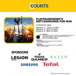 [Courts] Calling all gamers!