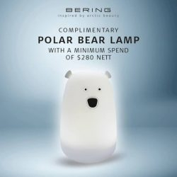 [BERING] We've got a surprise for all our BERING fans!