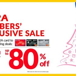 [Courts] Come by Bosch Festive SAFRA Sale for a day of Christmas Shopping & enjoy up to 80% discount off BOSCH home