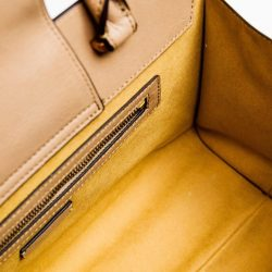 [Gracious Aires] Most of our bags are generously lined with high grade lambskin, suede or velvet on the interior.