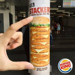 [Burger King Singapore] Want to win $20 worth of BK vouchers?