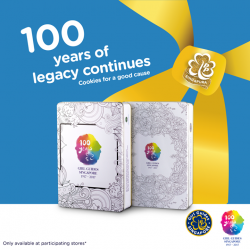 [Watsons Singapore] 100 years of legacy continues!