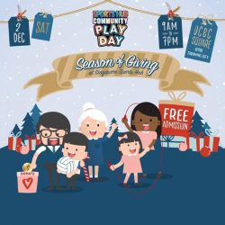 [Kallang Wave Mall] The much-anticipated Sports Hub Community Play Day – is coming to you soon!