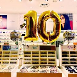 [United Optometrist] A decade of eye care, and the journey continues.