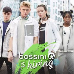 [Bossini Singapore] bossini is hiring!