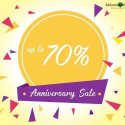 [Natural Living] Be sure to head down to our anniversary sale at Big Box with up to 70% off storewide.