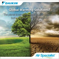 [Daikin Proshop PassionAir] August 2017 has hit the top records of being the second warmest since 137 years ago.