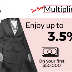 [DBS Bank] The best savings account for frugal young adults?