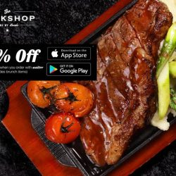 [Tuckshop] Haven't got the chance to enjoy 30% off our food?