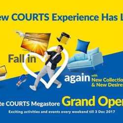 [Courts] The new COURTS Megastore is now officially open!