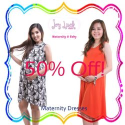 [JOY LUCK CLUB MATERNITY & BABY] We hardly do any SALE as our normal prices already ah-so affordable liao.