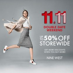 [Nine West Singapore] Our Double Date 11.