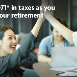 [UOB Bank] Enjoy tax savings and tax-free investment gains with the Supplementary Retirement Scheme (SRS).