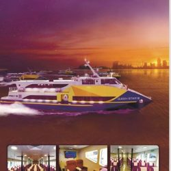 [SINDO FERRY] NTUC YEAR-END PROMO - QUEEN STAR 8 – THE NEW FAST FERRY!